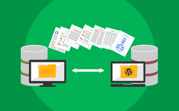 Content Migration to WP